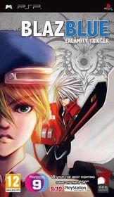 BlazBlue: Calamity Trigger (PSP)