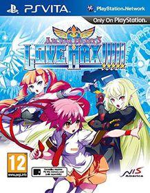 Arcana Heart 3: Love Max (PS Vita)