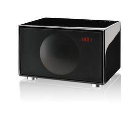 Geneva M Sound System Bluetooth - Gloss Black