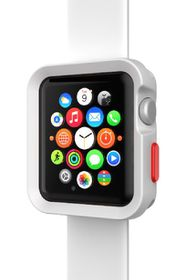 Switch Easy TPU Bumper for Apple Watch 38mm - White