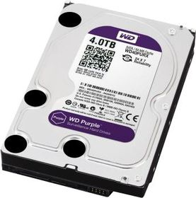 "WD Purple NV 4TB 3.5"" Surveillance HDD"