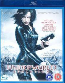 Underworld 2 Evolution (Blu-ray)