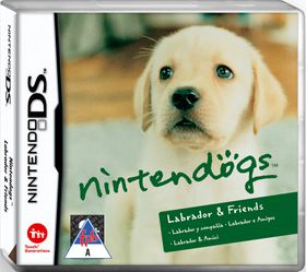 Nintendogs Labrador And Friends (DS)