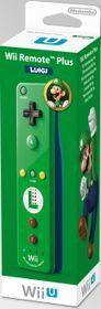 Nintendo - Nintendo Wii U Remote Plus - Luigi (Wii U)