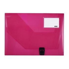 Meeco File Box Medium (250 Sheets) - Pink