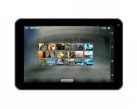 "Telefunken 10.1"" Quad Core 3G Tablet - Internal"