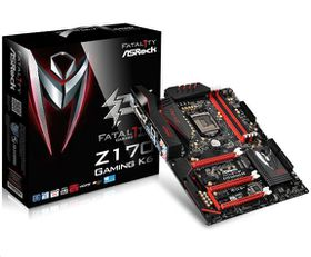ASRock Intel Z170 Gaming K6 Motherboard - Socket 1151