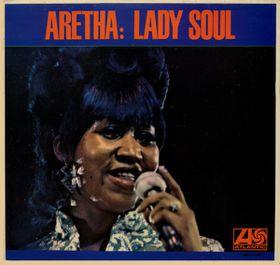 Aretha Franklin - Lady Soul - (Vinyl)