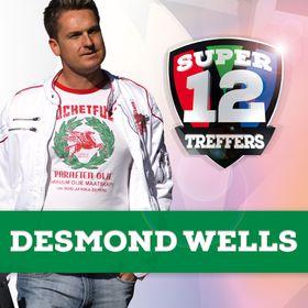 Desmond Wells - Super 12 (CD)