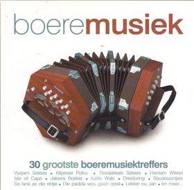 Die Bokjollers - Boeremusiek (CD)