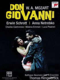 Thomas Hengelbrock - Mozart: Don Giovanni (DVD)