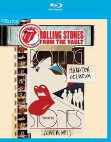 Rolling Stones - From The Vault Hampton Coliseum: Live In 1981 (Blu-ray)
