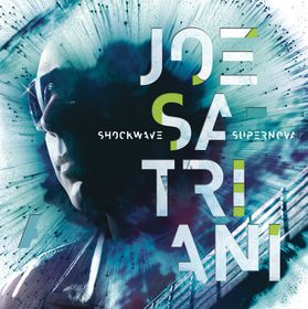 Joe Satriani - Shockwave Supernova (CD)