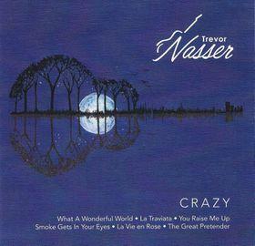 Trevor Nasser - Crazy (CD)
