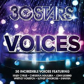 Various Artists - 30 Stars: Voices (CD)