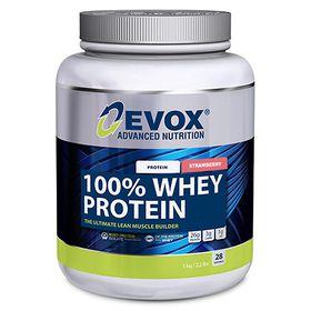Evox Super Egg Protein 100% Strawberry - 1kg