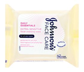 Johnson's & Johnson Daily Essential Wipes Fragrance Free