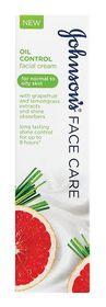 Johnson's & Johnson Oil Control Facial Cream - 50ml