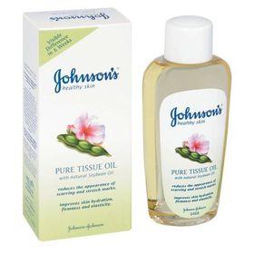 Johnson's & Johnson Tissue Oil - 125ml