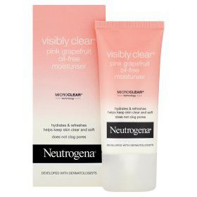 Neutrogena Visibly Clear Pink Grapefruit Moisturizer - 50ml