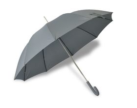 St Umbrellas - Hook Handle Umbrella - Grey
