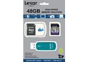 Lexar 48GB Memory Card Value Bundle