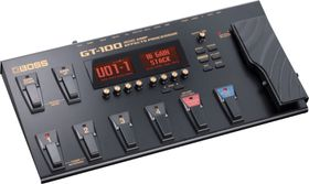 Boss GT-100 Multi Effects Medal