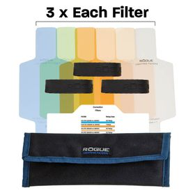 Rogue Gels Colour Correcting Filter Kit