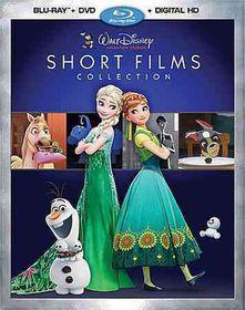 Walt Disney Animation Studios Short Films Collection (Region A Import Blu-ray)