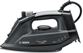 Bosch - Steam Iron Sensixx DA10 Secure - Black
