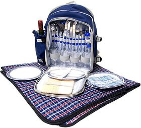 Marco Picnic Back Pack And Blanket