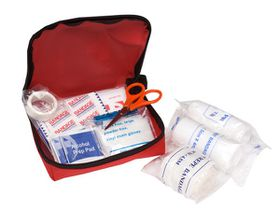 Marco First Aid Kit - Large - Red