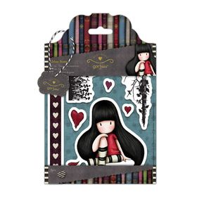 Docrafts Gorjuss Rubber Stamp - The Collector (8 Pieces)