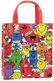 Petit Jour Paris - Mr Men Pvc Coated Cotton Shopping Bag