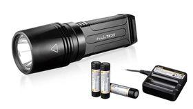 Fenix - TK35 LED Flashlight Bundle