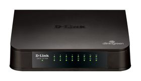 D-Link DES-1016A 16 Port 10/100 Unmanaged Network Switch