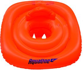 Aqualine - Baby Swim Seat Orange (Size: 12-24 months)