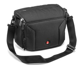 Manfrotto Professional 20 Camera Shoulder Bag - Black