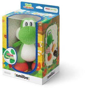 amiibo Mega Yarn Yoshi: green