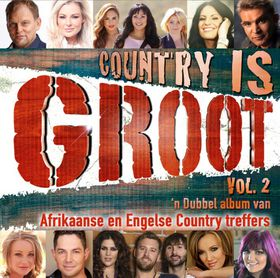 Various Artists - Country Is Groot Vol.2 (CD)
