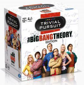 Big Bang Trivial Pursuit