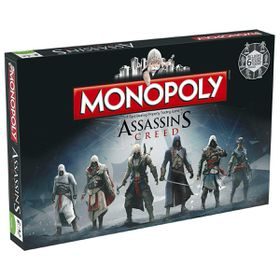 Assassins Creed Monopoly