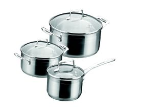 Scanpan - Impact 6 Piece Cookware Set