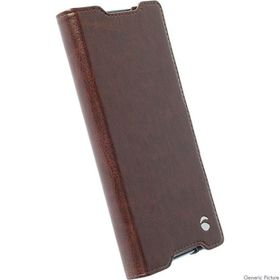 Krusell Ekero FolioWallet for the Sony Xperia Z5 - Brown
