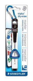 Staedtler Triplus Whiteboard Marker Chisel Tip - Black