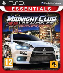 Midnight Club: Los Angeles (Complete Edition) (Essentials) (PS3)