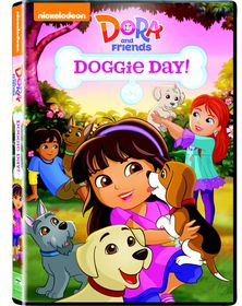 Dora And Friends: Doggle Day (DVD)