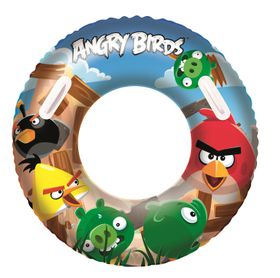 Bestway - Angry Birds Swim Ring - Red