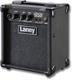 Laney LX10 10W Guitar Amplifier With Clean/Overdrive Channels