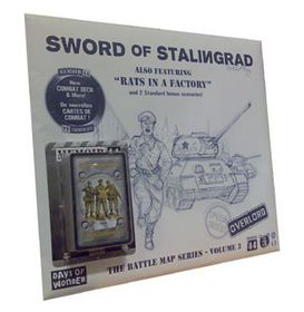Memoir '44 expansion: Sword of Stalingrad Boardgame